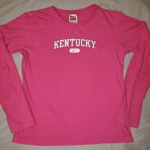 Nike Kentucky long sleeve shirt